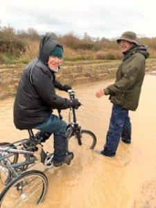 All-terrain trike